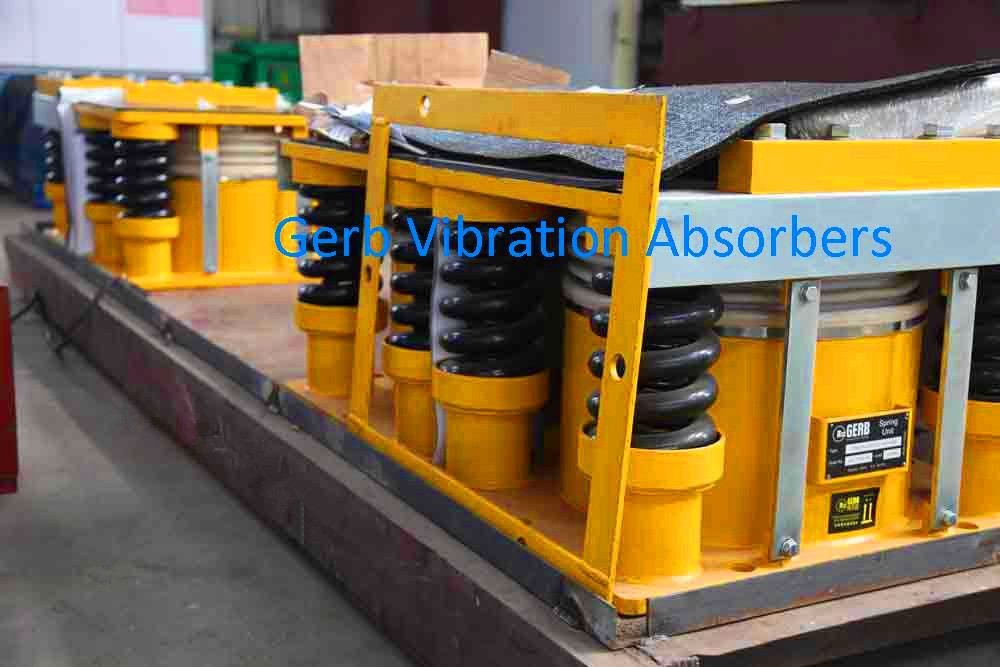 Gerb Vibration Absorbers