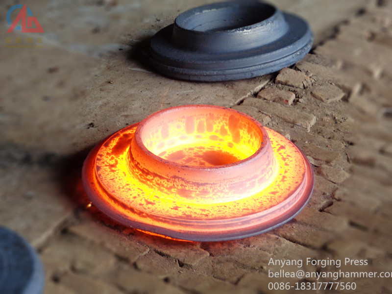 How to forging flange